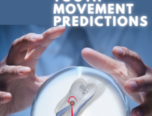 Tooth movement predictions